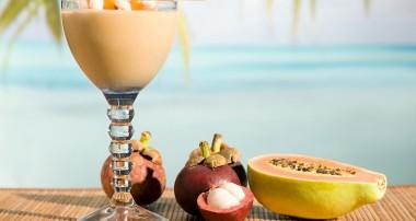 Напитки на пляжах мира