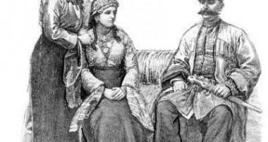 Особенности армян