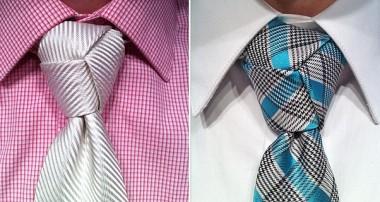 Как завязывать галстук пошагово — лучшая инструкция