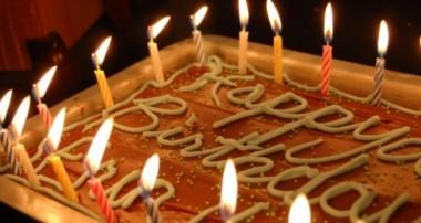 Как праздновать юбилей