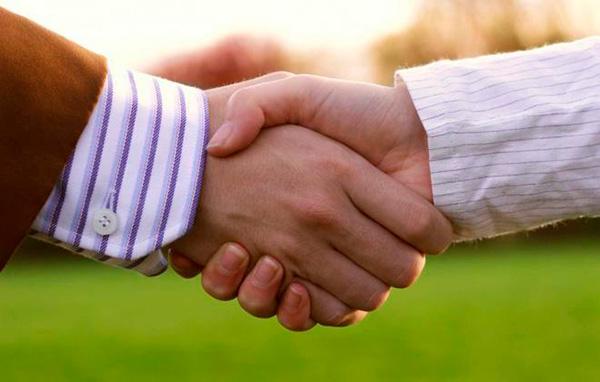 правила представления знакомства приветствия